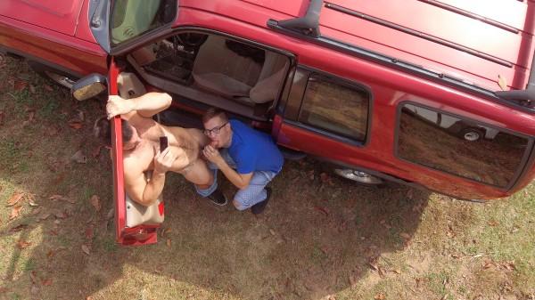 Dudes In Public 16 - Peeping Drone - Gavin Taylor