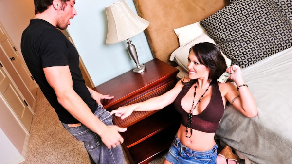 Babysitter Diaries Scene 4 Porn DVD on Mile High Media with Jenna Presley