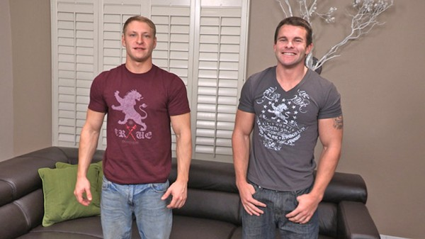 Watch Richard & Nolan on Male Access - All the Best Gay Porn in One place