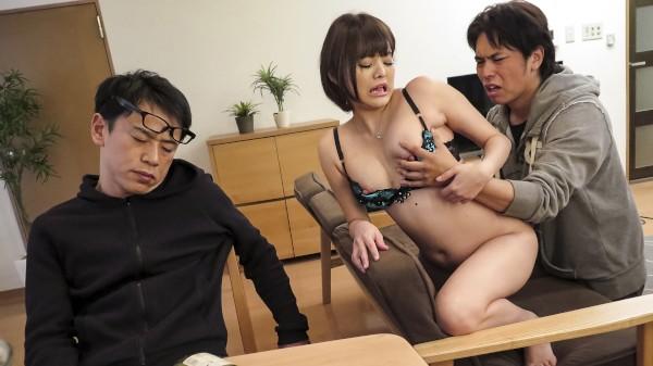 Erito porn - Miku's Daring Infidelity