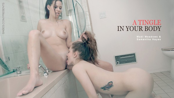 A Tingle in Your Body - Samantha Hayes, Madi Meadows - Babes