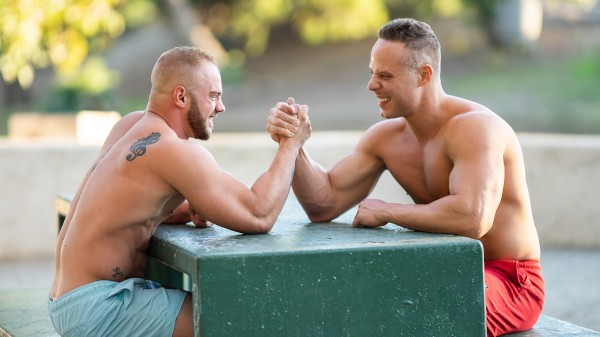 Watch Brock & Jack: Bareback on Male Access - All the Best Gay Porn in One place