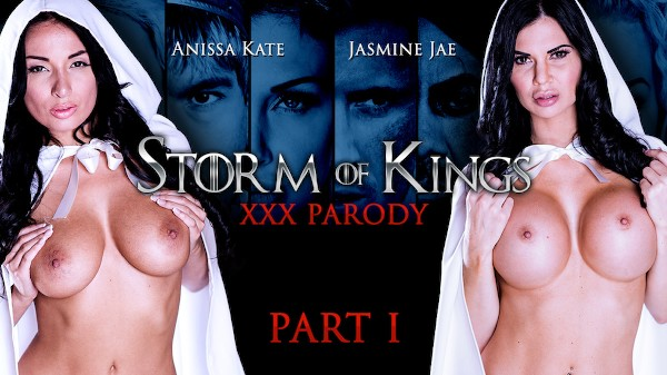 Storm Of Kings XXX Parody: Part 1 - Brazzers Porn Scene