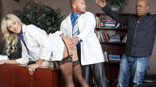 Doctor Discipline - Brazzers Porn Scene