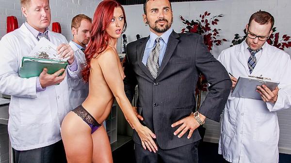 Karlie Analysis - Brazzers Porn Scene