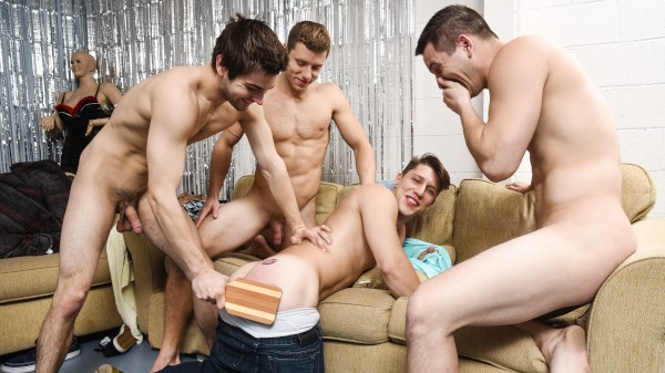 Late Bloomer Part 2 - feat Johnny Rapid, Paul Canon, Justin Matthews, Allen Lucas