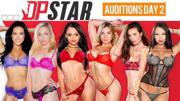 DP Star 3 Audition Episode 2 Hardcore Kings Porn 100% XXX on hardcorekings.com starring Holly Hendrix, Megan Rain, Zoe Parker, Casey Calvert, Blair Williams, Raven Bay