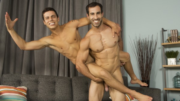 Randy & Kaleb: Bareback - Best Gay Sex