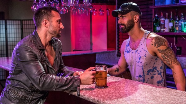 Don't Tell My Wife Scene 2 - Adam Ramzi, Colby Tucker