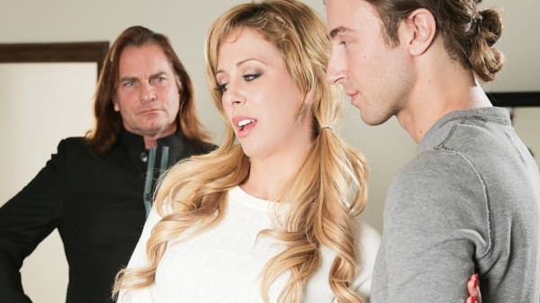 The New Stepmother #12 Scene 3 Porn DVD on Mile High Media with Cherie DeVille, Chad Alva