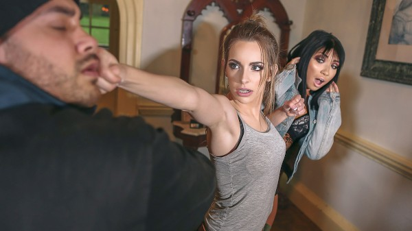 Poon Raider: A DP XXX Parody Scene 1 - Kimmy Granger, Ryan Ryder