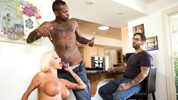 Mom's Cuckold #13 Scene 1 Porn DVD on Mile High Media with Jon Jon, Nikita Von James