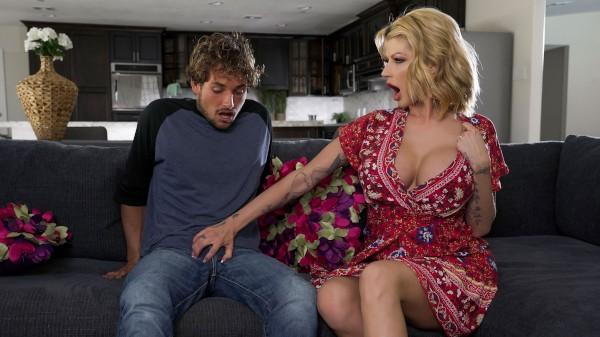 Consoling His Cock - Brazzers Porn Scene
