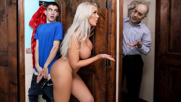 They Feel Real To Me - Brazzers Porn Scene