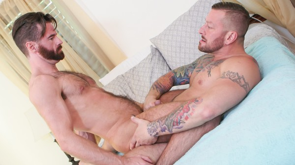 A Step-Father's Deep Love Scene 4 - Brendan Patrick, Hugh Hunter