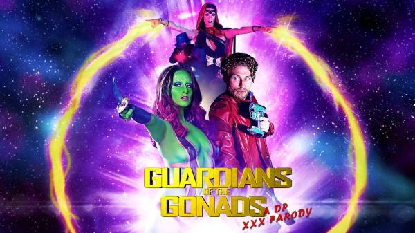 Guardians of The Gonads: A DP XXX Parody - Michael Vegas, Cassidy Klein