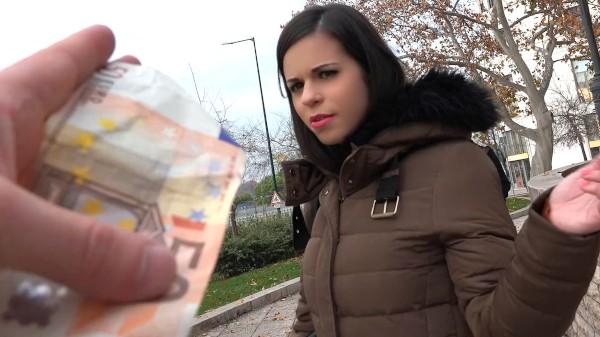 Watch Nekane Sweet in Spanish Student's Real Big Boobs