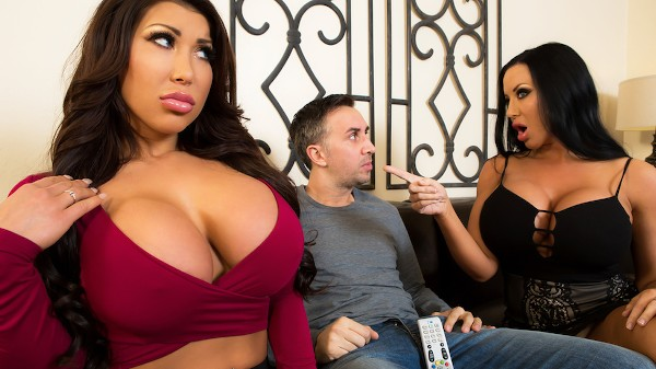 Sharing Is Caring - Brazzers Porn Scene