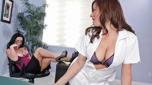 Masso-Lick-My-Pussy - Lezdom Bliss Lesbian Porn Video