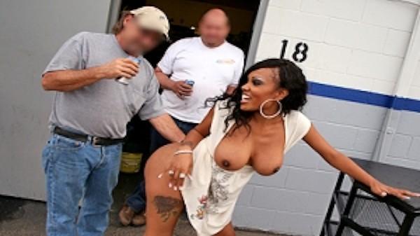 Garage Sex - Brazzers Porn Scene