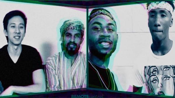 Remote Control: Episode 8 - feat Jafar Azeezi, Jaiden Dinero, Pablostrokess, Tyler Wu
