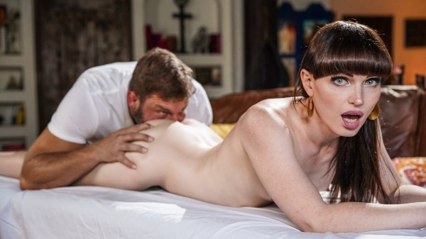 The Perfect Touch Shemale DVD on TransSensual with Colby Jansen, Natalie Mars
