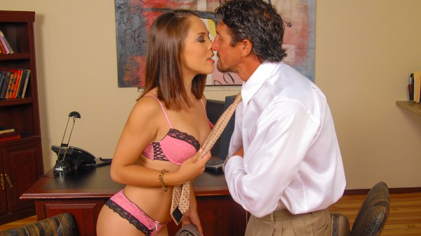 Office Perverts Vol 05 Scene 5 Porn DVD on Mile High Media with Tommy Gunn, Kristina Rose