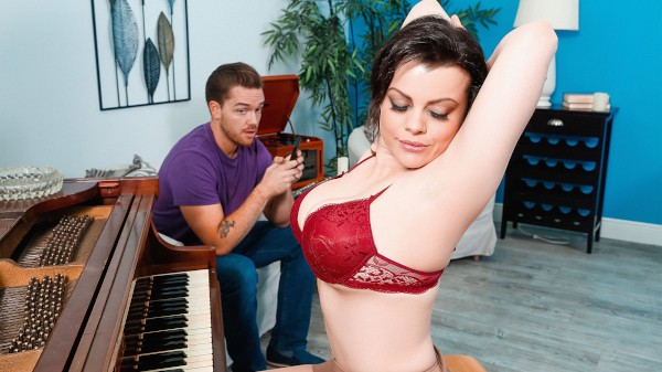 The Piano Teacher with Kyle Mason, Nadia White at milfhunter.com