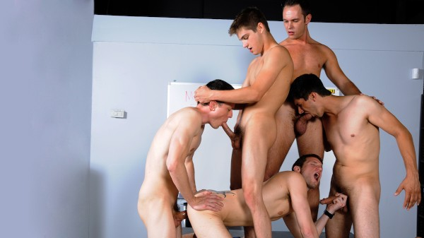 Watch Substitute Teacher Initiation on Male Access - All the Best Gay Porn in One place