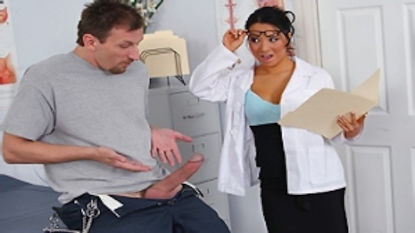 Dr. Awesome - Brazzers Porn Scene