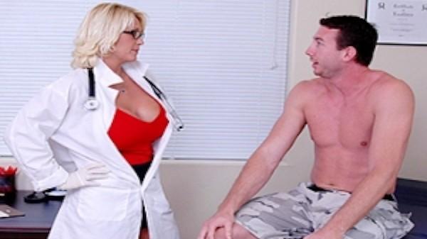 Routine checkup gone wild! - Brazzers Porn Scene