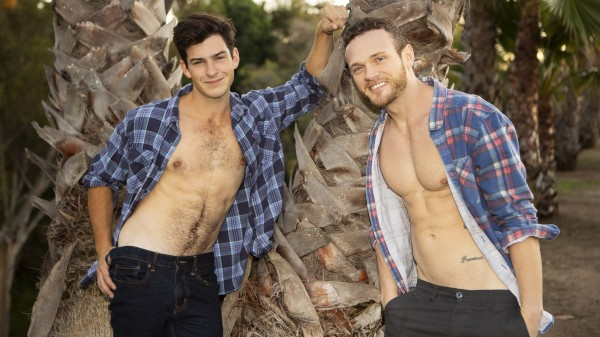 Watch Archie & Sean : Bareback on Male Access - All the Best Gay Porn in One place
