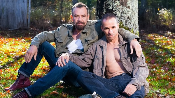 Hot Step-Dads Scene 3 - Max Sargent, Rodney Steele