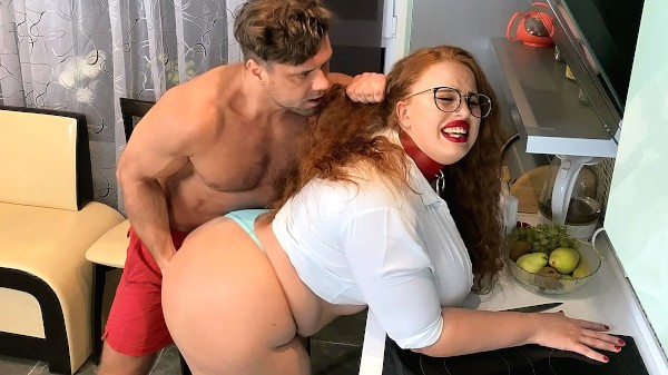 Kitchen Fuck with Yola - Brazzers Porn Scene