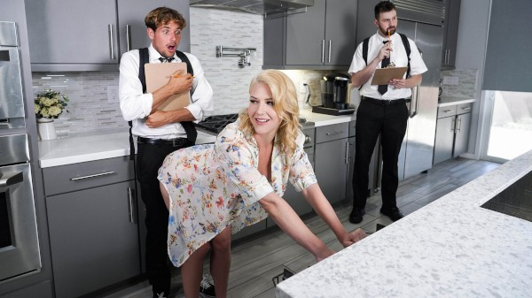 The Missionary Position with Tyler Nixon, Kit Mercer at sneakysex.com