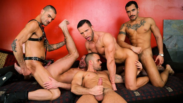 Justified - feat Damien Crosse, Lucio Saints, Issac Jones, Marco Sessions, Donato Reyes
