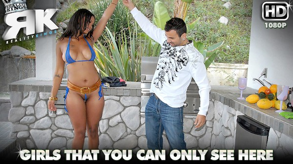 Real Smooth Hardcore Kings Porn 100% XXX on hardcorekings.com starring Voodoo, Asheerah