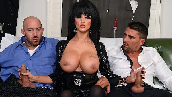 Hellvira Mistress Of The Fuck - Brazzers Porn Scene