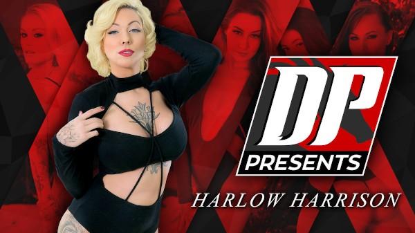 DP Presents: Harlow Harrison Elite XXX Porn 100% Sex Video on Elitexxx.com starring Harlow Harrison, Keiran Lee