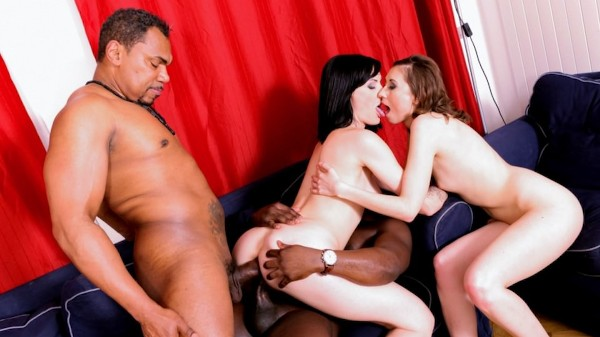 Enjoy Cougars & Big Black Dicks Scene 3 on Milfed.com Featuring Anife De Paloma, Franco Roccaforte, Meggie P