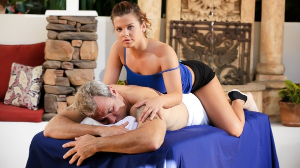 The Masseuse #09 Scene 4 Porn DVD on Mile High Media with Keisha Grey, Steven St. Croix
