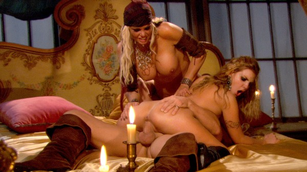 Pirates 2 - Scene 7 Elite XXX Porn 100% Sex Video on Elitexxx.com starring Brea Lynn, Brianna Love, Evan Stone