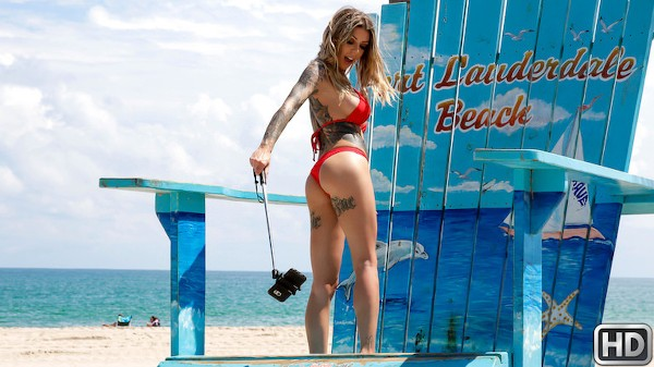 Karma And Her Selfies featuring Sean Lawless, Karma Rx - Reckless In Miami Scene