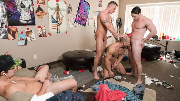 Watch Fuck Him Until He Cums on Male Access - All the Best Gay Porn in One place