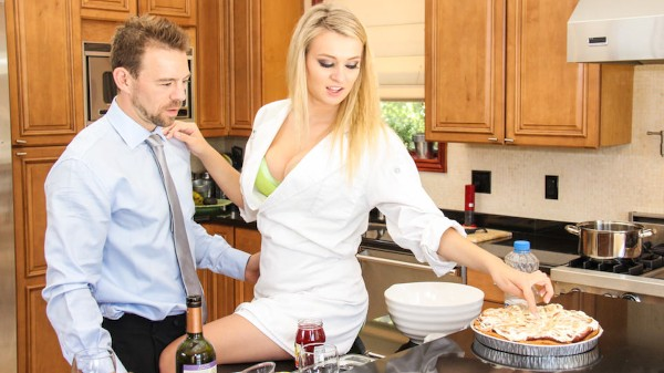 Big Tit Fantasies #03 Scene 2 Porn DVD on Mile High Media with Erik Everhard, Natalia Starr
