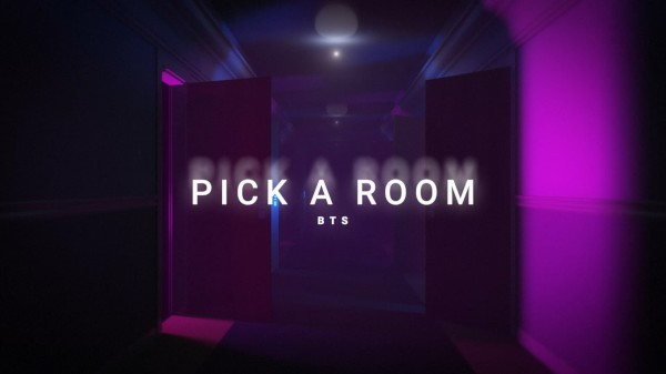 Pick A Room BTS -