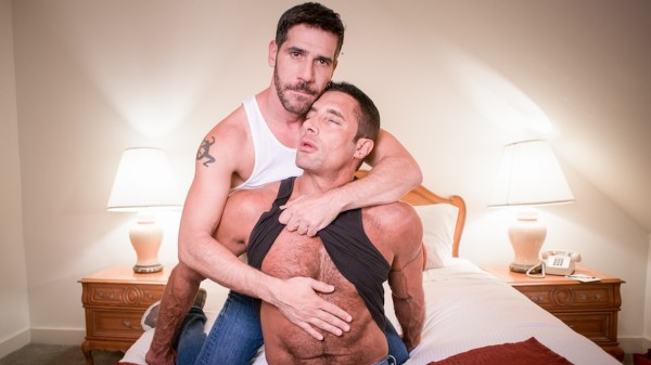 Straight Boy Seductions 2 Scene 3 - Tony Salerno, Nick Capra