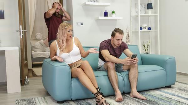 Bi Family Secrets Vol. 2 Scene 1 - Daddy Please! Bisexual Orgy on Bi Empire with Cayla Lyons
