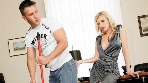 Enjoy Aggressive Women Intense Orgasms #02 Scene 4 on Milfed.com Featuring Donna Bell