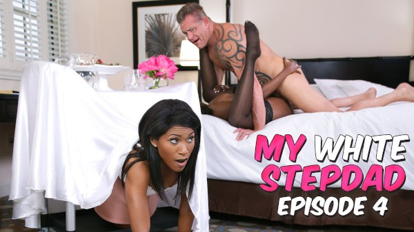 My White Stepdad Part 4 - Tony D, Diamond Jackson, Indigo Vanity